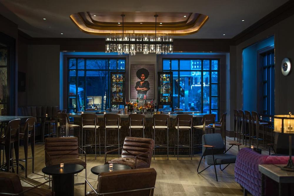 Franklin Hotel Bar Philadelphia