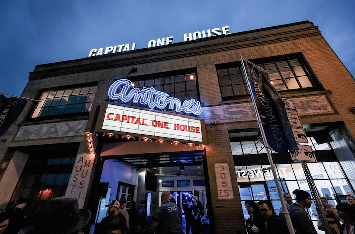 Capital One SXSW Display