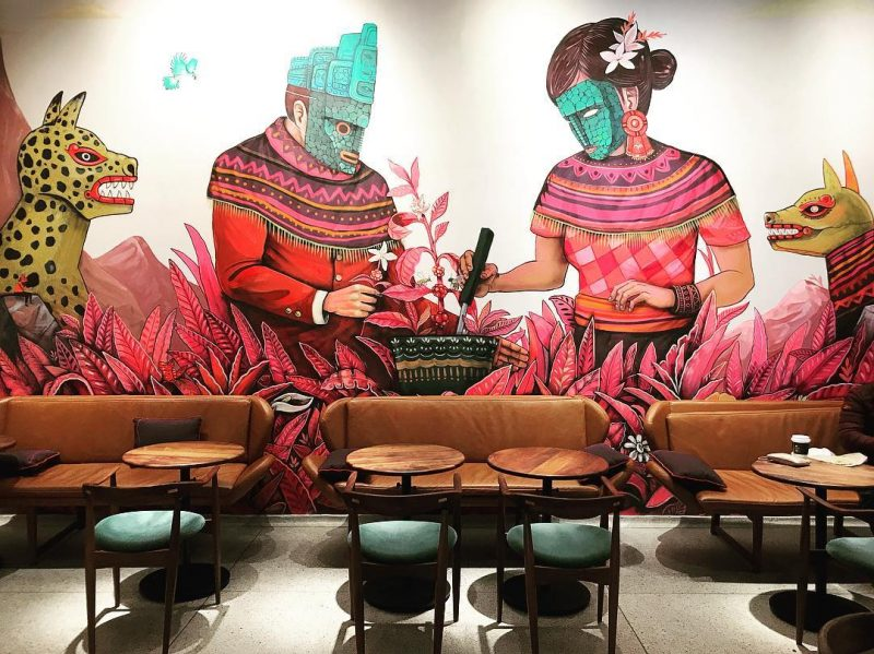 Starbucks Reserve Mexico City