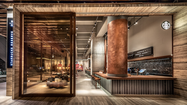 Starbucks Reserve Split Flap Artz pedregal