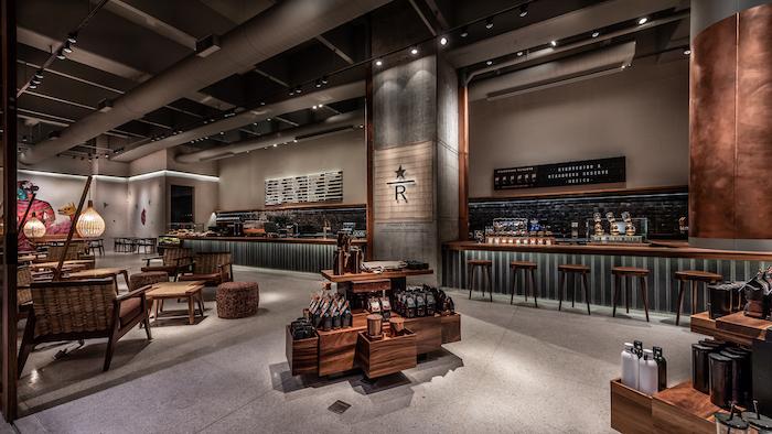 Mexico City Flip Flap Board Starbucks