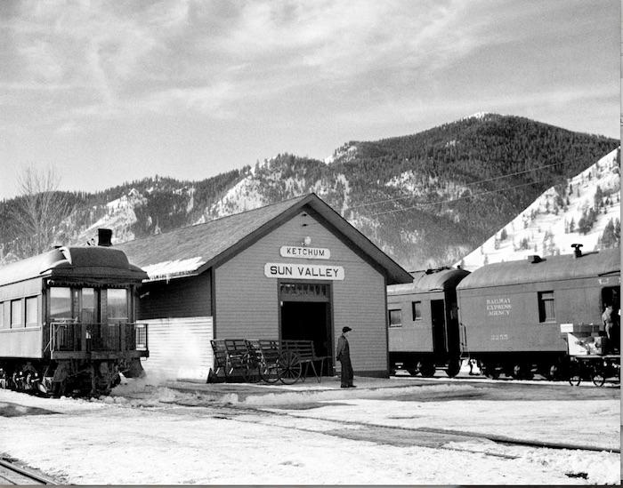 Sun Valley Union Pacific Railroad