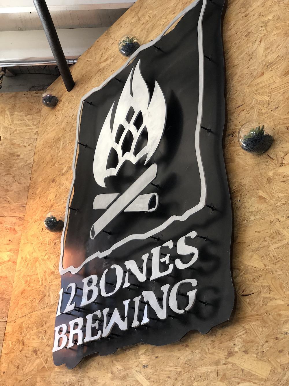 12 bones brewing