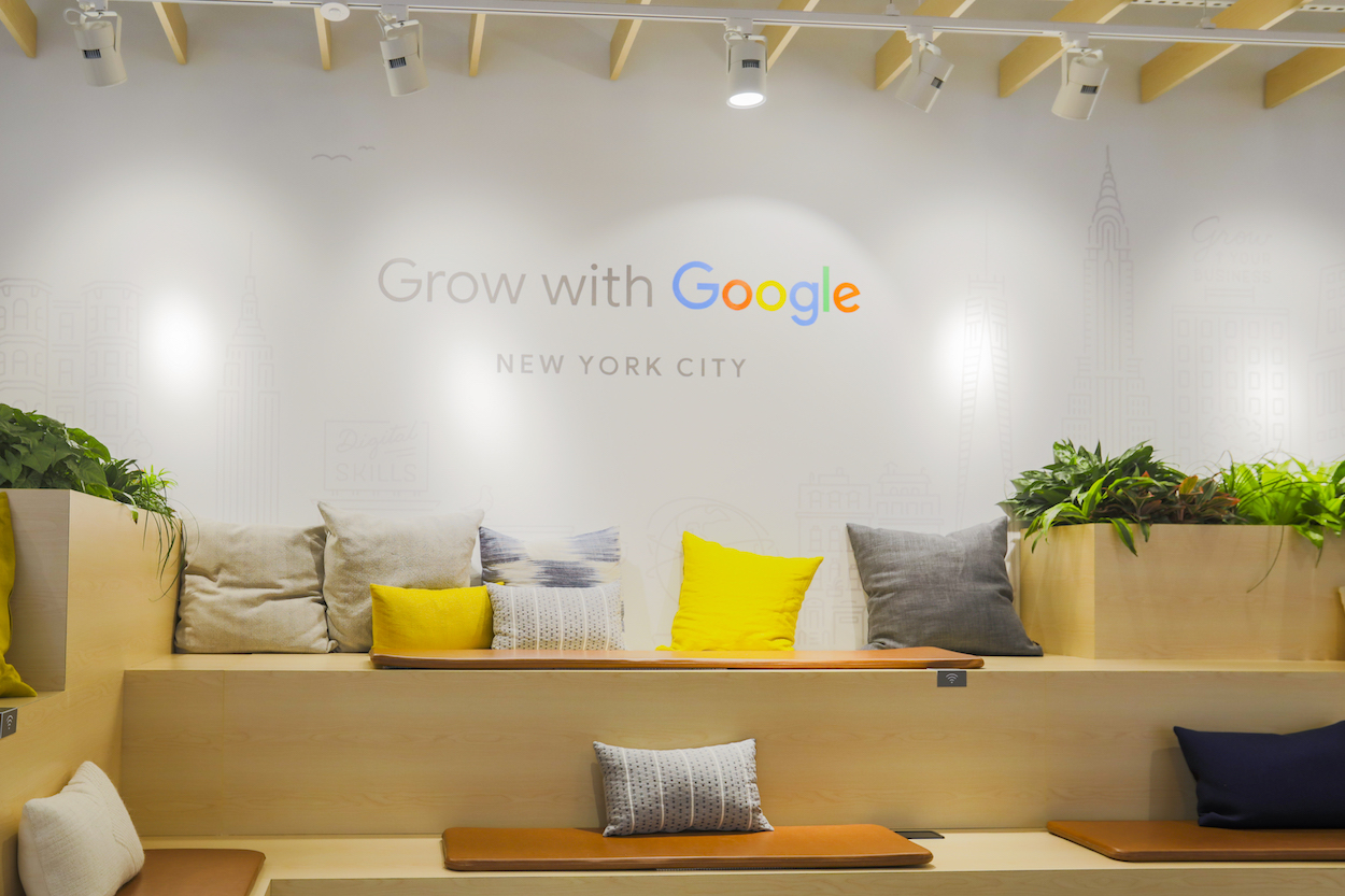grow with google new york