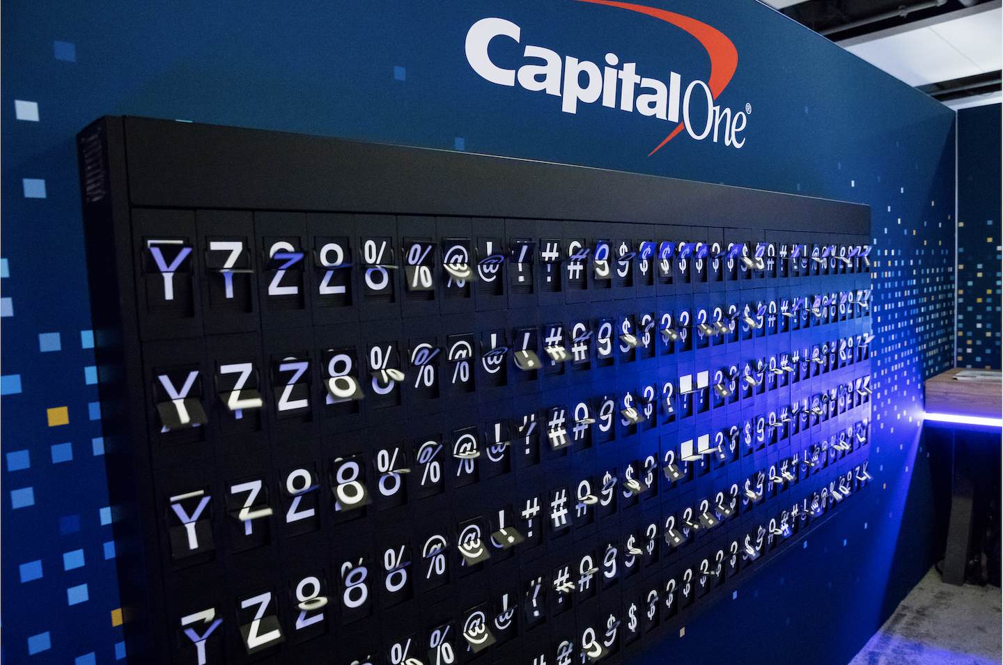 Capital One Identiverse Feature