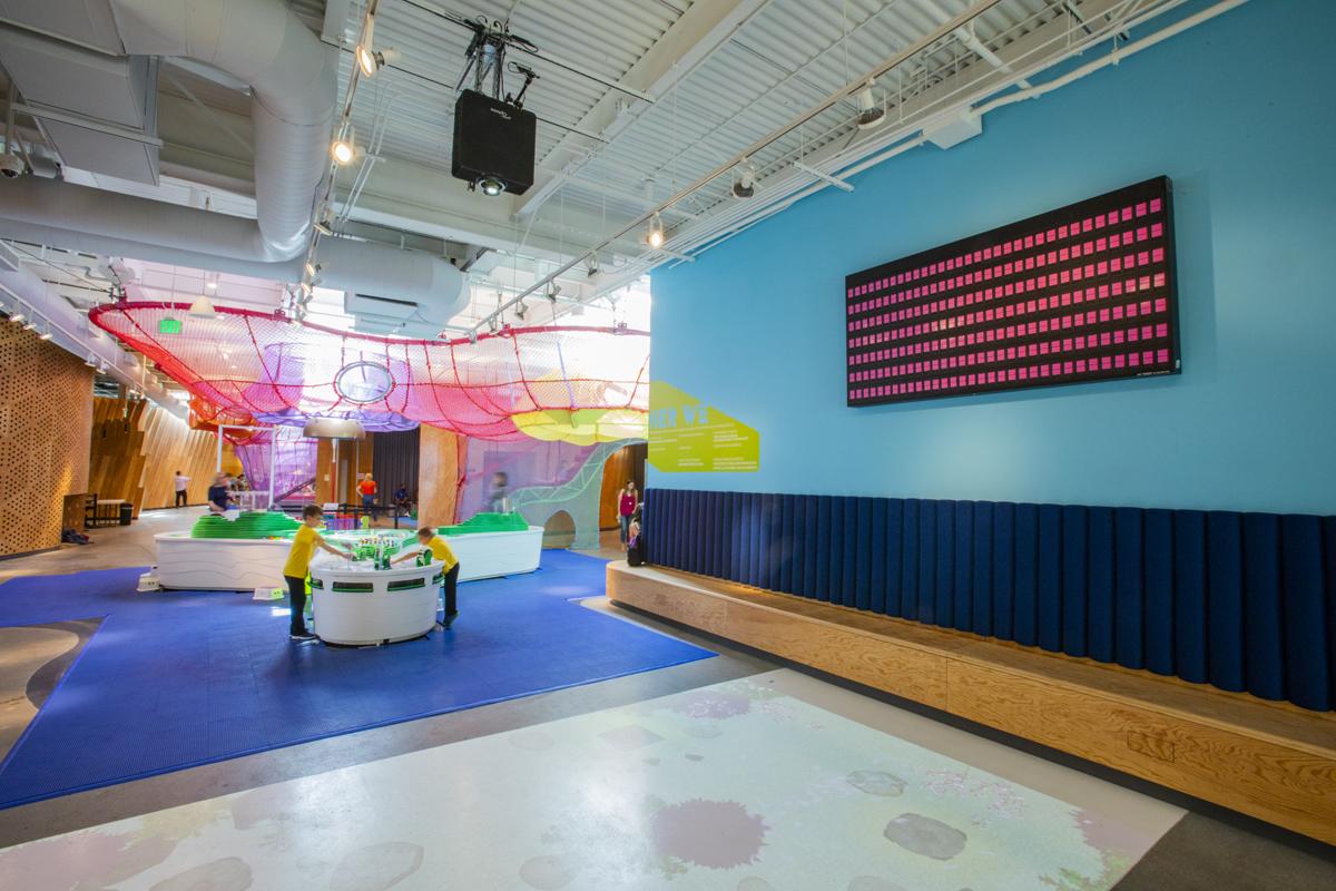 Cayton Children's Museum Split Flap