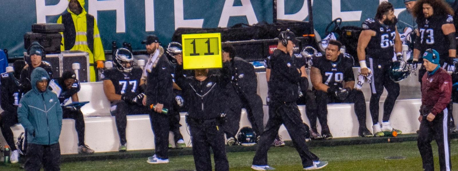 Philadelphia Eagles Play-Call Tech