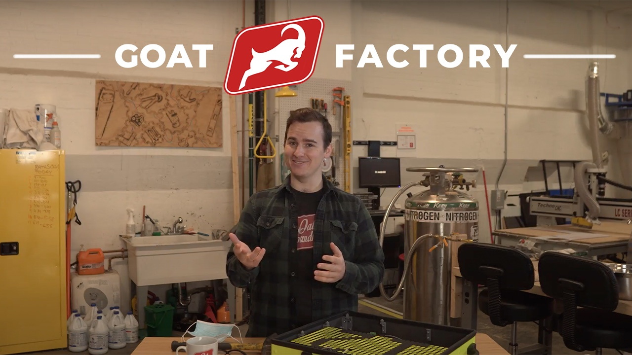 GOAT Factory Podcast