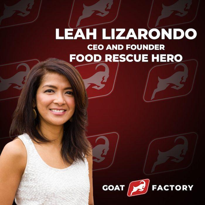leah lizarondo goat factory