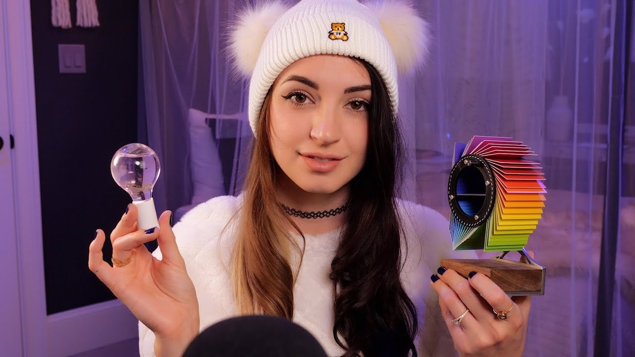 ASMR | Inherently Relaxing Items… u will relax