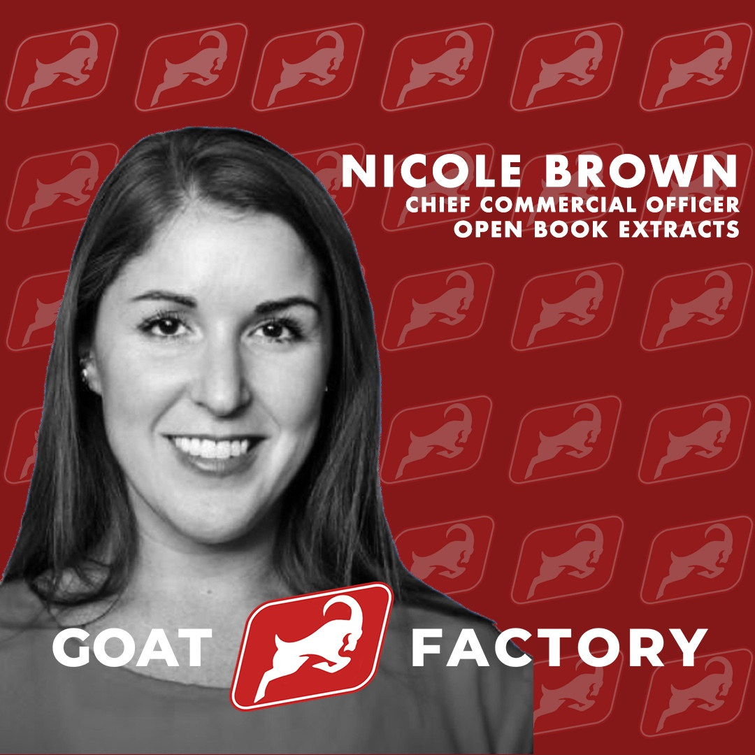 Nicole Brown GOAT Factory