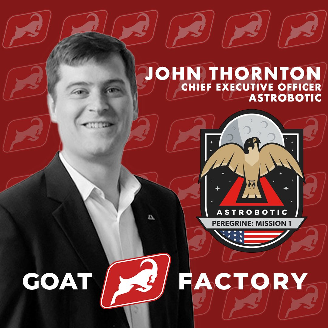 GOAT Factory Podcast 1