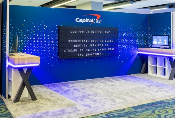 Capital One Identiverse Split Flap 4