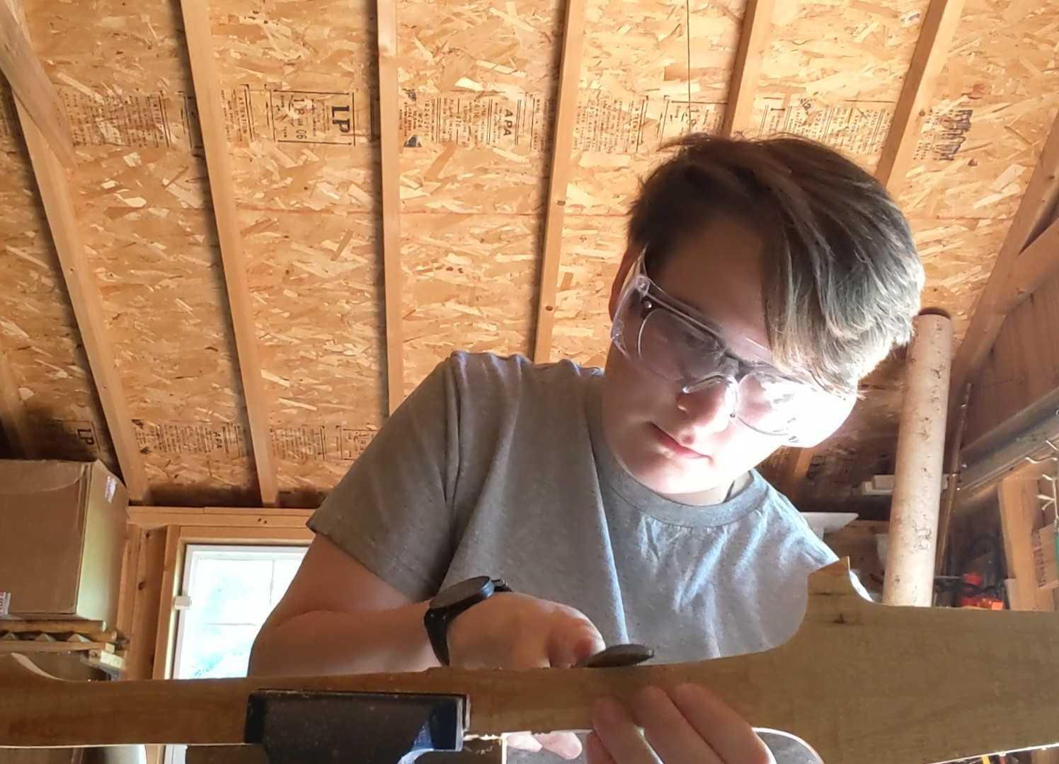 Suzy Cohen – Assembly Technician